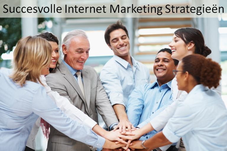 Succesvolle Internet Marketing Strategieën