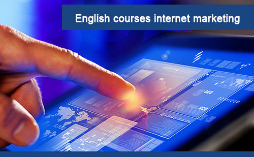 English courses internet marketing