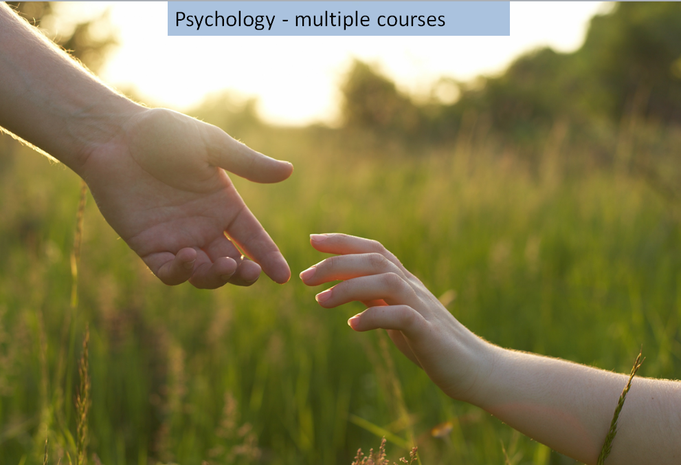 Psychology - multiple courses