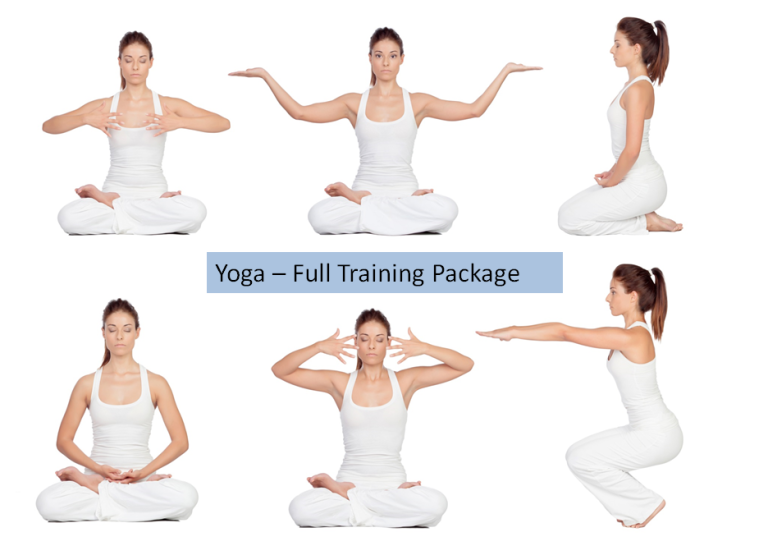 Yoga Full Training Package