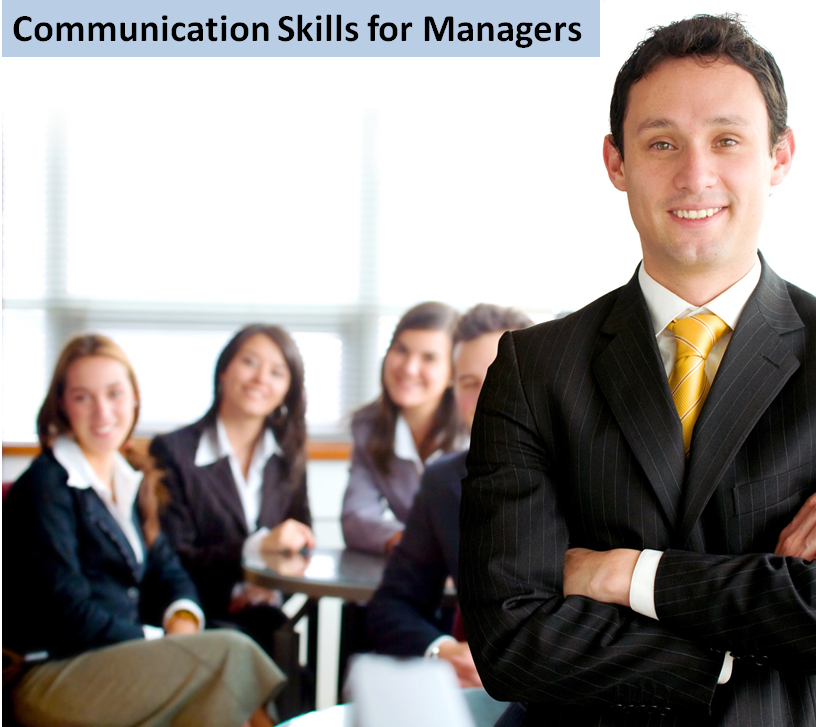 Course communication skills for managers